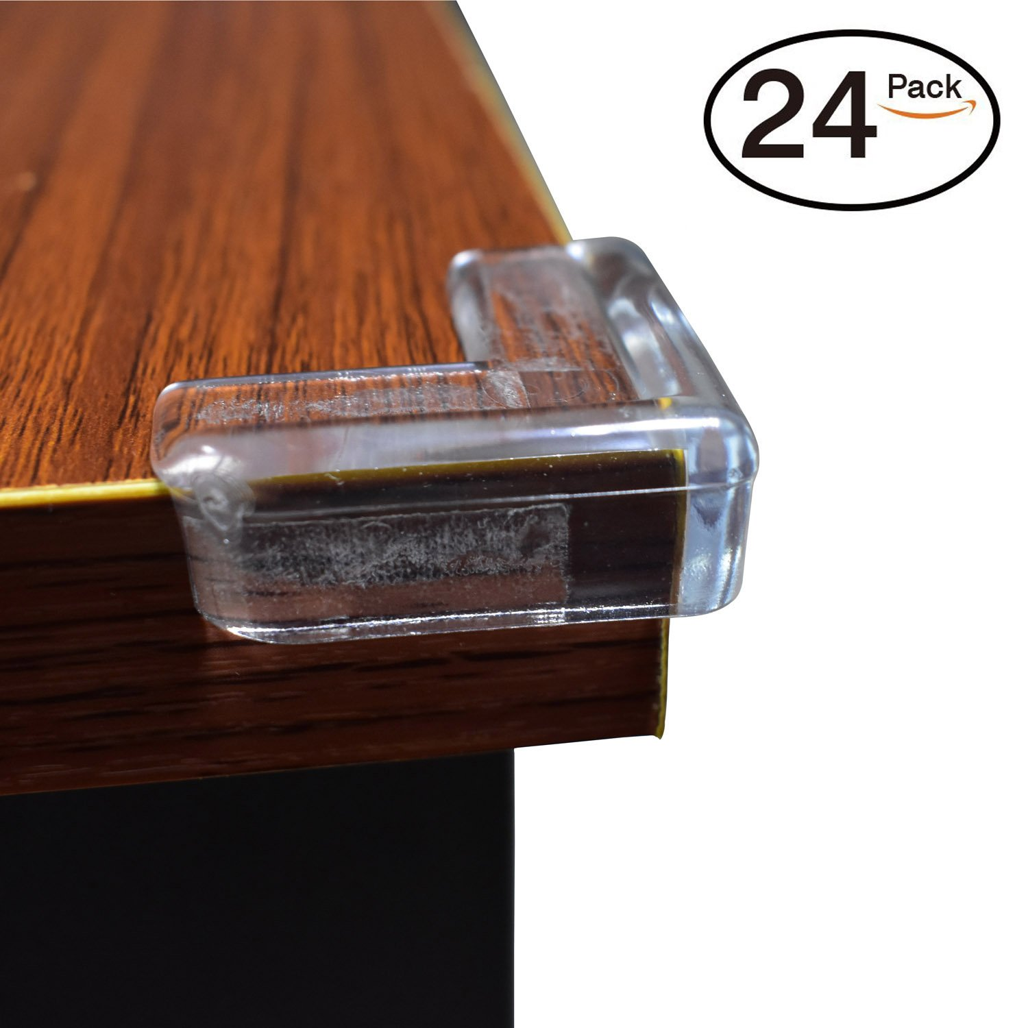 Furniture Corner Guards Protector Edge Safety Bumpers Keep Baby Child Safe, Stop Head Injuries, Protectors for Furniture Against Sharp Corners, Triangle Shaped