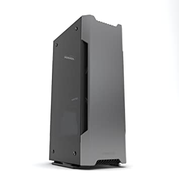 Phanteks Enthoo Evolv Shift Small Form Factor (SFF) Gris Carcasa de Ordenador - Caja de Ordenador (Small Form Factor (SFF), PC, Aluminio, Vidrio ...