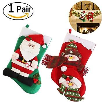 Amazon.com: Christmas Stockings NICEXMAS Personalized Christmas ...