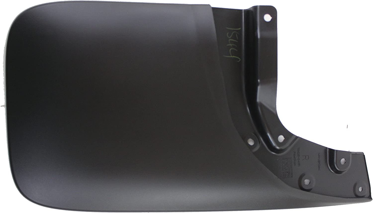 TOYOTA Genuine 76625-19455-D4 Quarter Panel Mudguard Sub Assembly