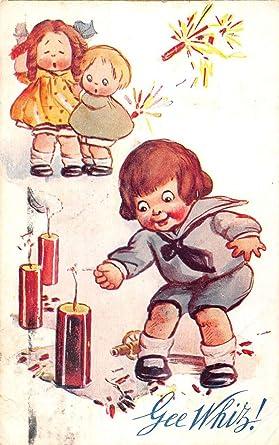 Amazon Com Children Comic Humor Fireworks Fire Crackers