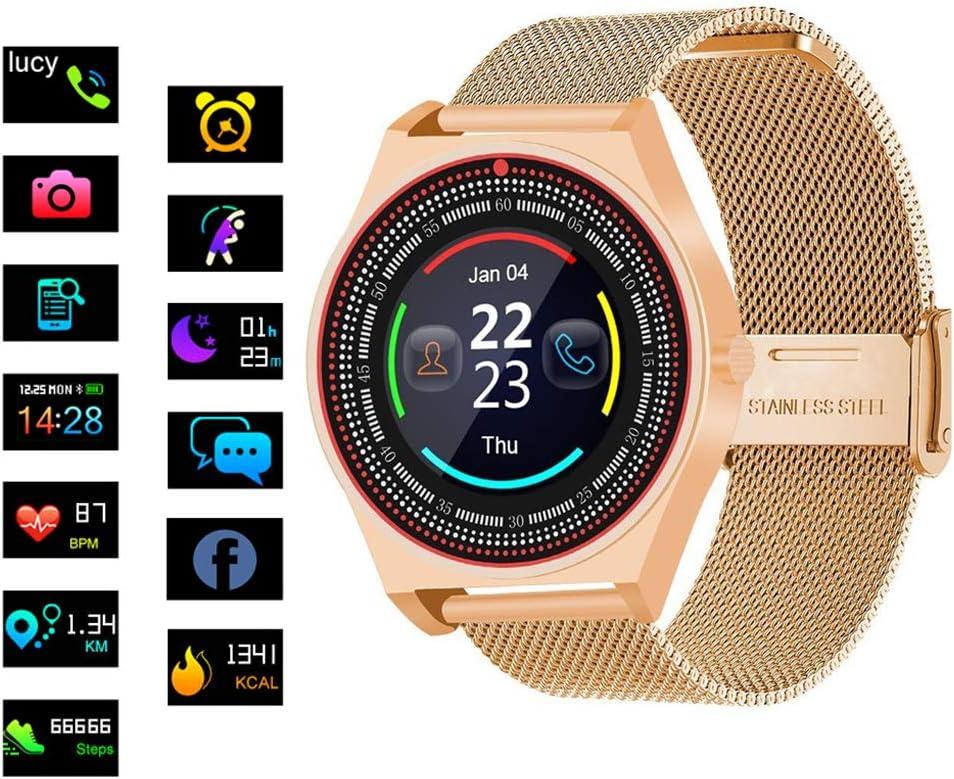 Onbio Bluetooth Smart Watch Fitness Tracker, N9 Sport Watch
