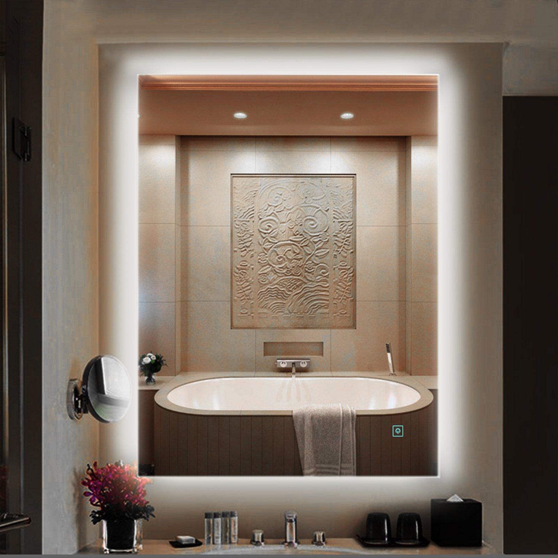 amazon com led vanity mirror lights kit magicfly 13ft 240 leds rh amazon com