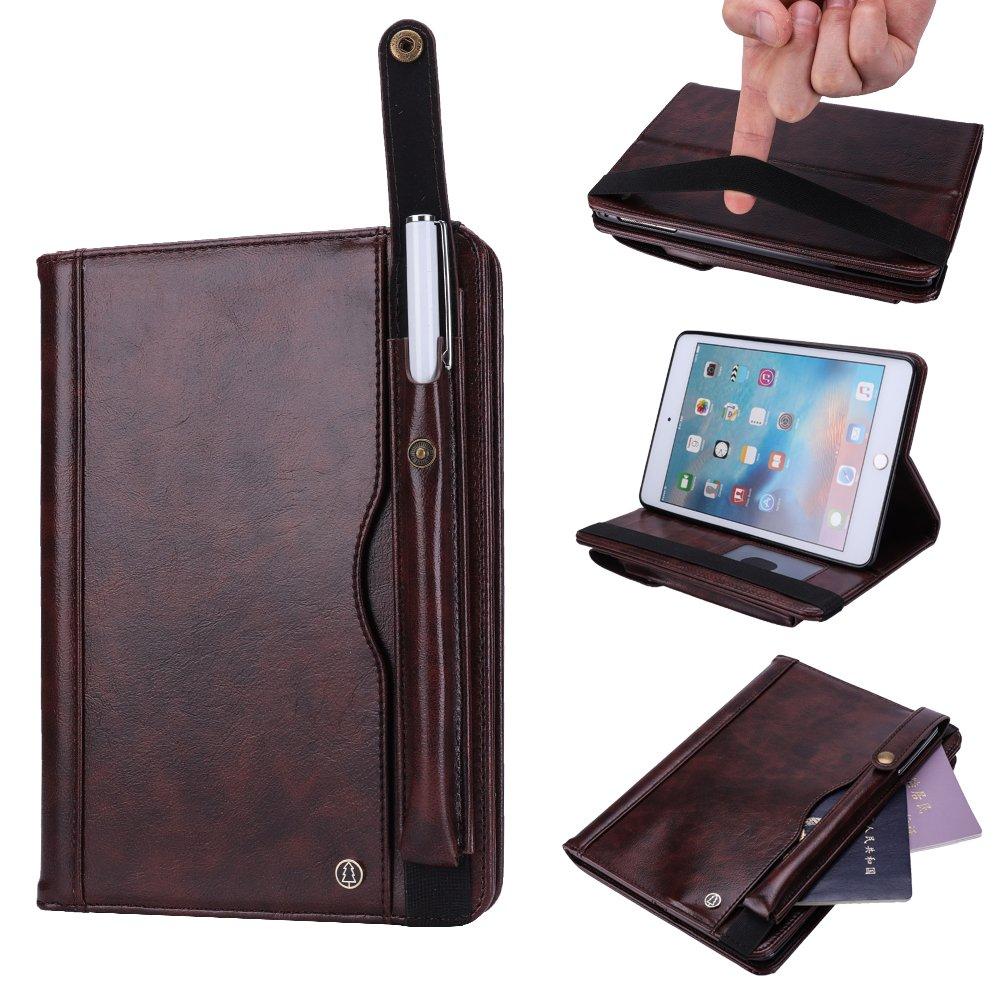 【ネット限定】 iPad Mini 1 レザーケース 2 3 ケース (ブラウン) BasicStock プレミアム PU 3用 レザーケース [フリップスタンド/フルプロテクション/滑り止め] バンパーバックカバー iPad Mini 1 2 3用 (ブラウン) ブラウン 5783-11-894 ブラウン B07L98D3TR, ヒナセチョウ:6d97610e --- a0267596.xsph.ru