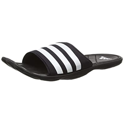 best cheap c7c56 22161 adidas Adipure Cf - Chanclas Hombre, color negro (negbasftwblagritra)