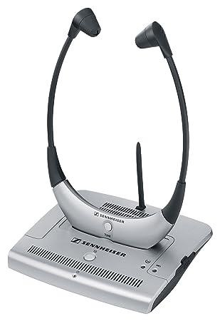 Sennheiser RS 4200 TV 2 HF - Auriculares estéreo inalámbricos (863 MHz, 2 tipos de almohadilla): Amazon.es: Electrónica