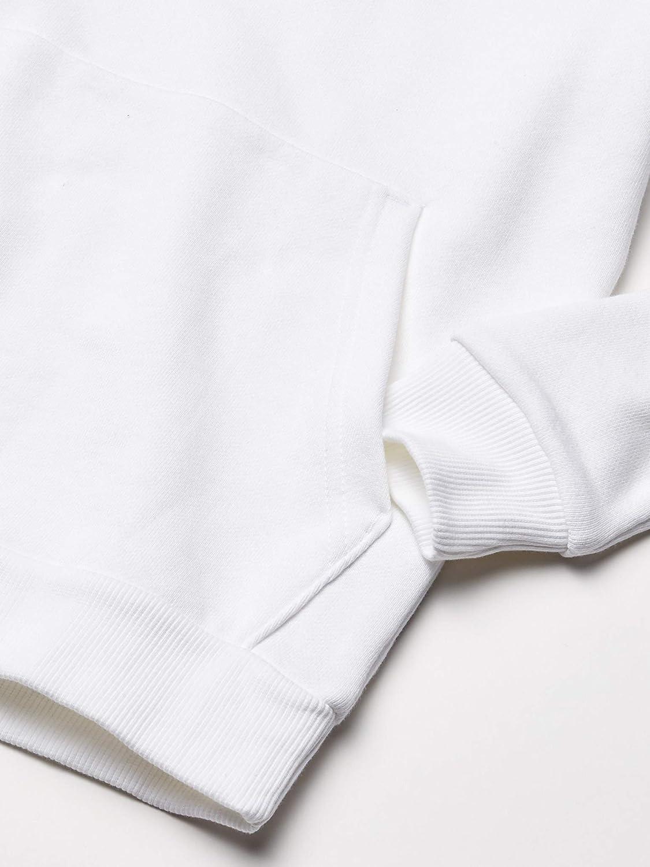 Reebok Herren Classic Vector Hoodie Kapuzenpullover Weiß