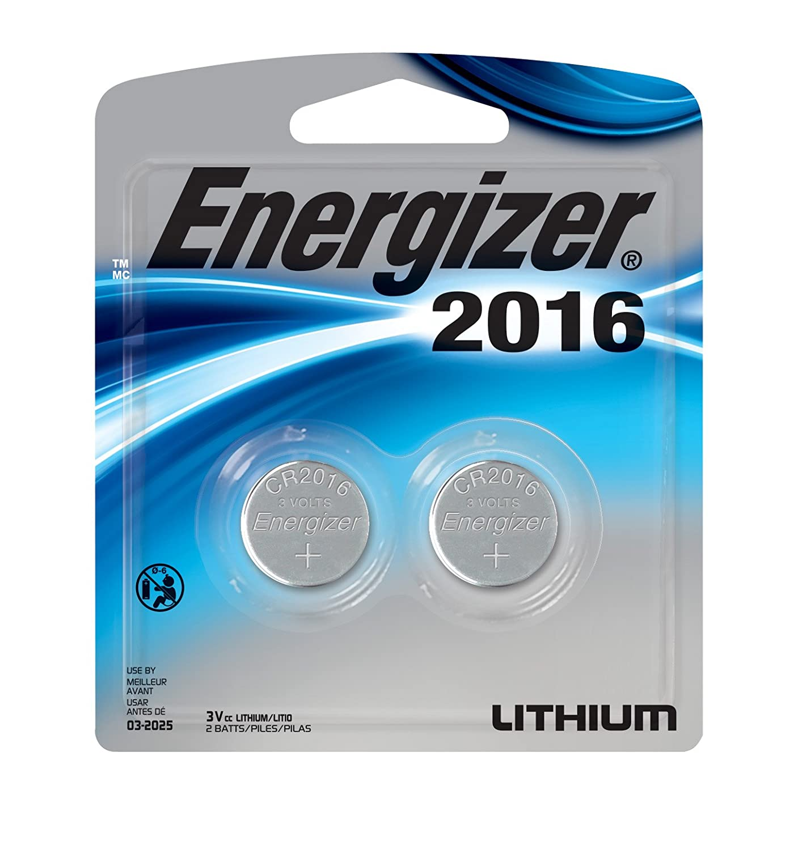 Amazon Energizer Watchelectronic Batteries 3 Volts 2016 2