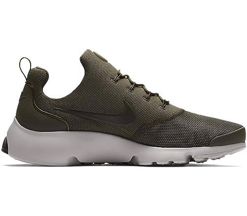 huge discount dc540 c7adc Nike Men s Presto Fly Competition Running Shoes, Multicolour Cargo Khaki Light  Bone 300,