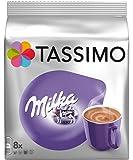 Tassimo T-discMilka Chocolat 40 dosettes - Lot de 5