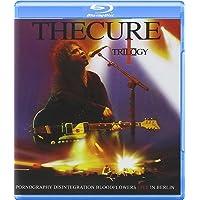 The cure trilogy [BR] [Reino Unido] [Reino Unido]
