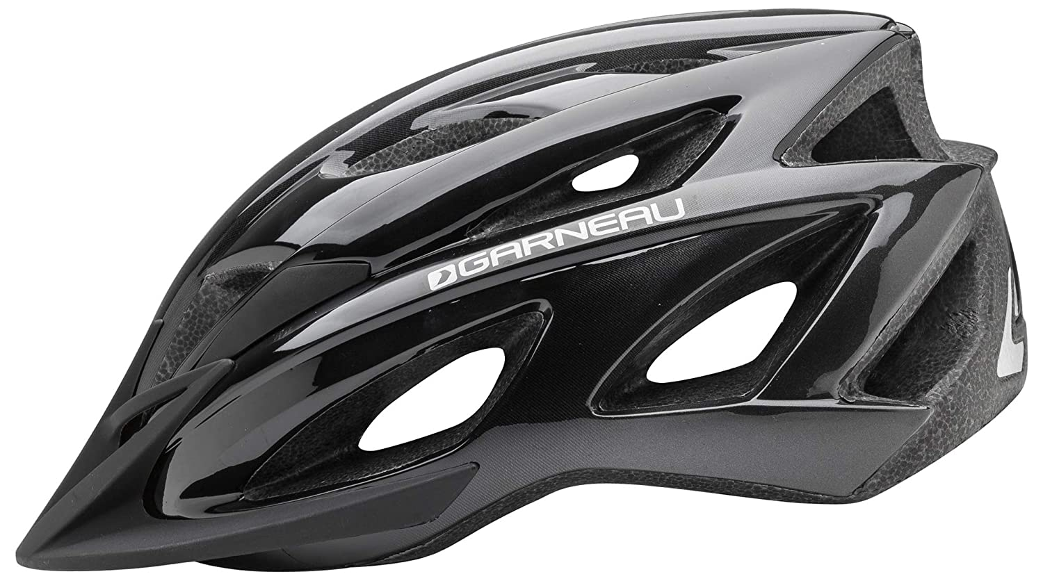 Louis Garneau Le Tour 2 Lightweight, Adjustable, CPSC Safety Certified Bike Helmet for Men and Women