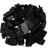 RDEXP - 50 tapas de plástico para sujetar y asegurar las lamas de madera del somier,…