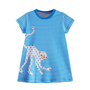 b2c029d88666 For 1-5 Years Old Girls Dress,Interent Toddler Baby Kid Girl ...