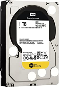 WD1 TB WD RE SATA III 7200 RPM 64 MB Cache Bulk/OEM Enterprise Hard Drive WD1003FBYZ