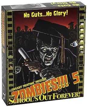Twilight Creations - Zombies! 5 para Siempre Juego de Mesa de la ...