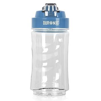 Duronic 400 CR/BE Botella de Agua Deportiva Niños de Recambio para la Batidora de