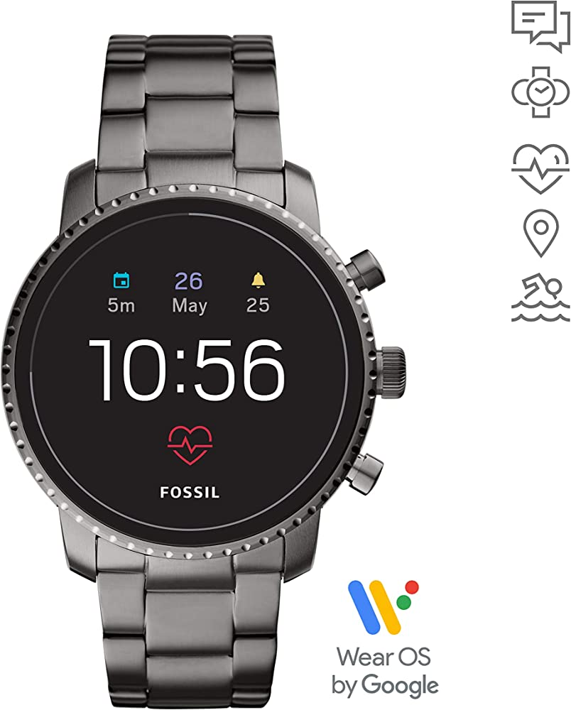 Fossil Smartwatch FTW4012: Amazon.es: Relojes
