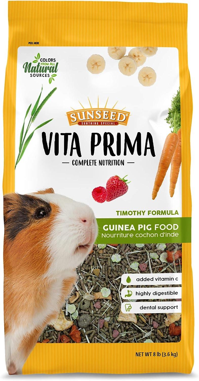 Sunseed Vita Prima Complete Nutrition Guinea Pig Food