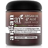 artnaturals Argan Hair Mask Conditioner - (8 Oz/226g) - Deep Conditioning Treatment - Organic Jojoba Oil, Aloe Vera & Keratin