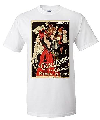 PosterartistGrunJules La Vintage General Cigale A Alexandre IH2ED9