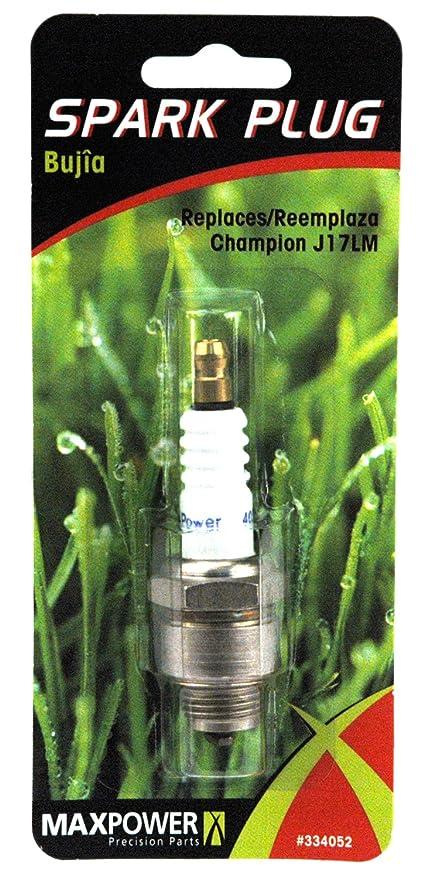 Maxpower 334052 Spark Plug Replaces NGK B4LM Champion J17LM Autolite 456