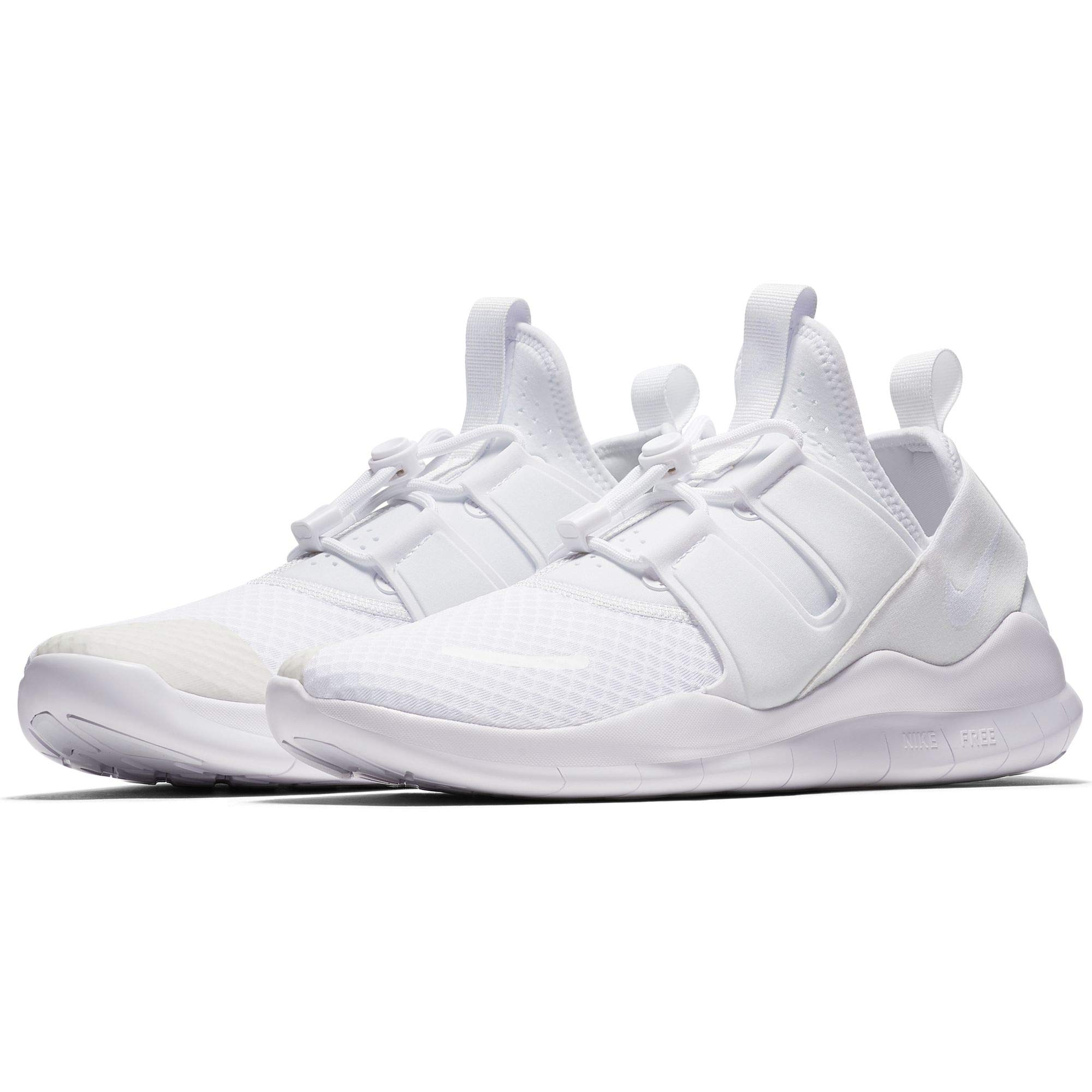 cc24a4125d4a0 Galleon - Nike Men s Free RN Commuter 2018 White Summit White Size 8.5 M US