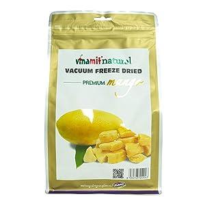 Vacuum Freeze Dried Premium Mango