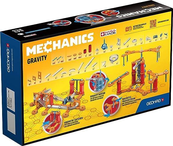 Geomag Gravity Shoot & Catch 774 Juego de construcción de 243 piezas, Multicolor: Amazon.es: Juguetes y juegos