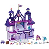 my LITTLE PONY - Twilight Sparkle School of Friendship Playset - Lights & Sounds - Electronic Kids Toys - Ages 3+