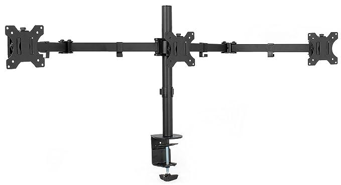 Triple Monitor Adjustable