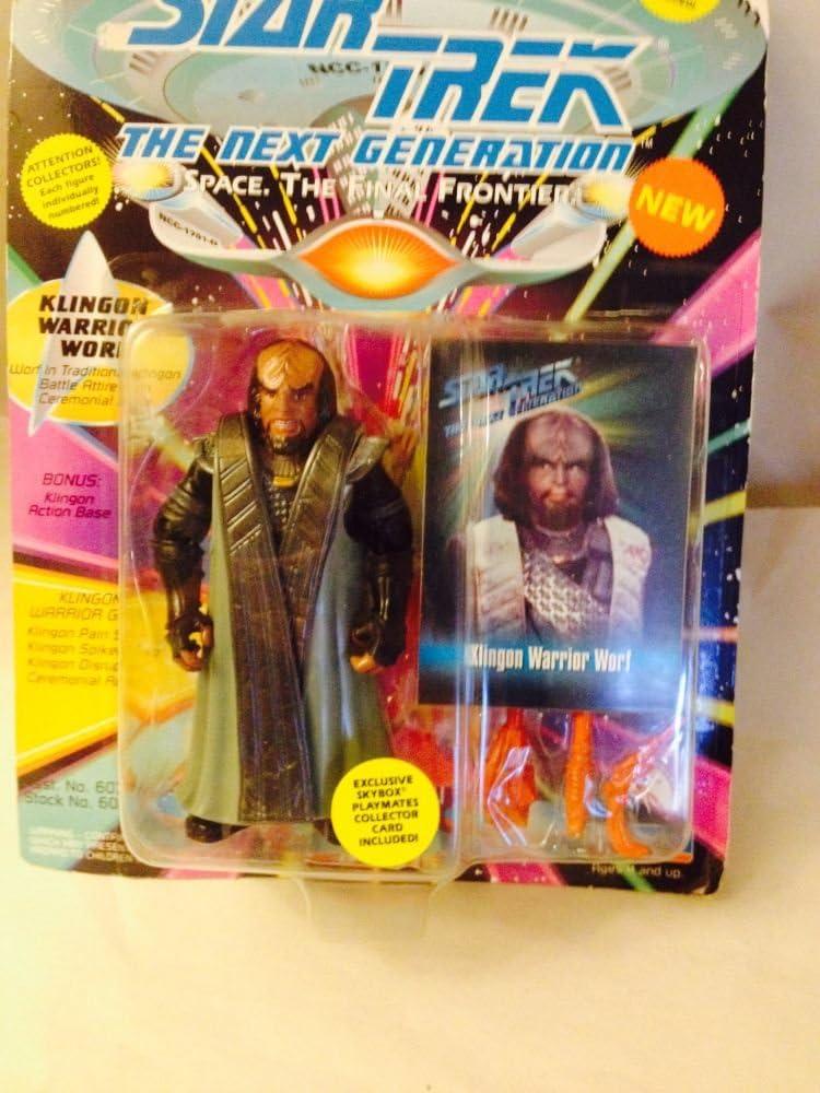 Star Trek Sheriff Worf in Western Attire action figure #6434