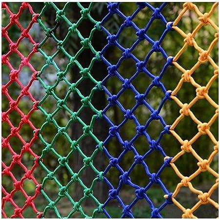 Red de soga de jardín red de seguridad red de carg Color de la cuerda exterior