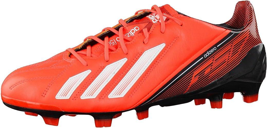adidas f50 rouge et bleu