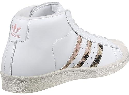 new concept 0e6f7 3a9e1 adidas Promodel W Calzado Amazon.es Zapatos y complementos