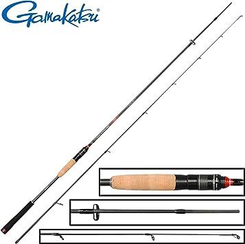 Gamakatsu akilas 70 ml (2,10 m, 3 – 15 G – Caña de pescar Ultra ...