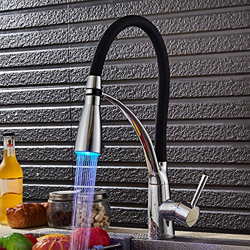 Kitchen Faucet Led Light - 4