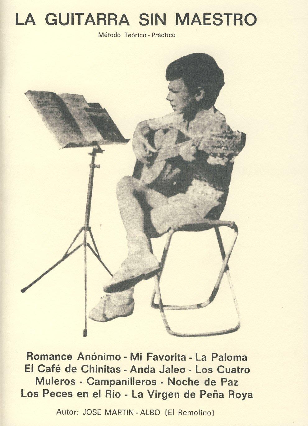 MARTIN ALBO - La Guitarra sin Maestro Metodo Teorico Practico para ...