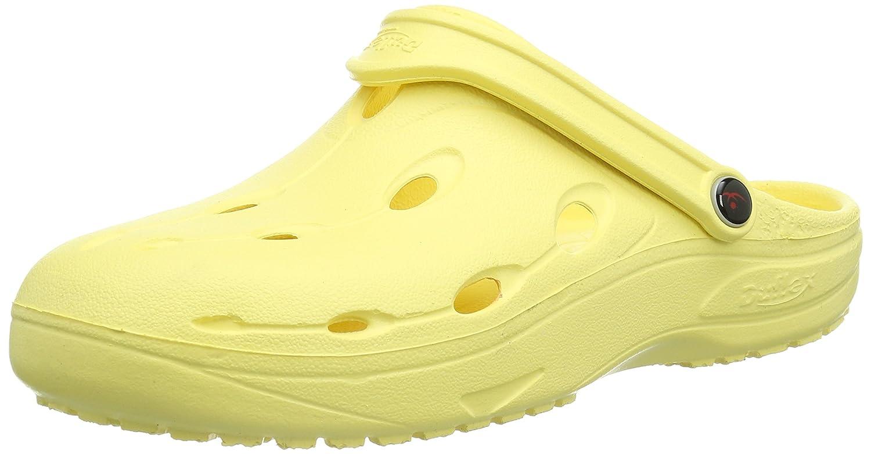 Chung Shi DUX SENSI Unisex-Erwachsene Clogs Gelb (Yellow Iris)