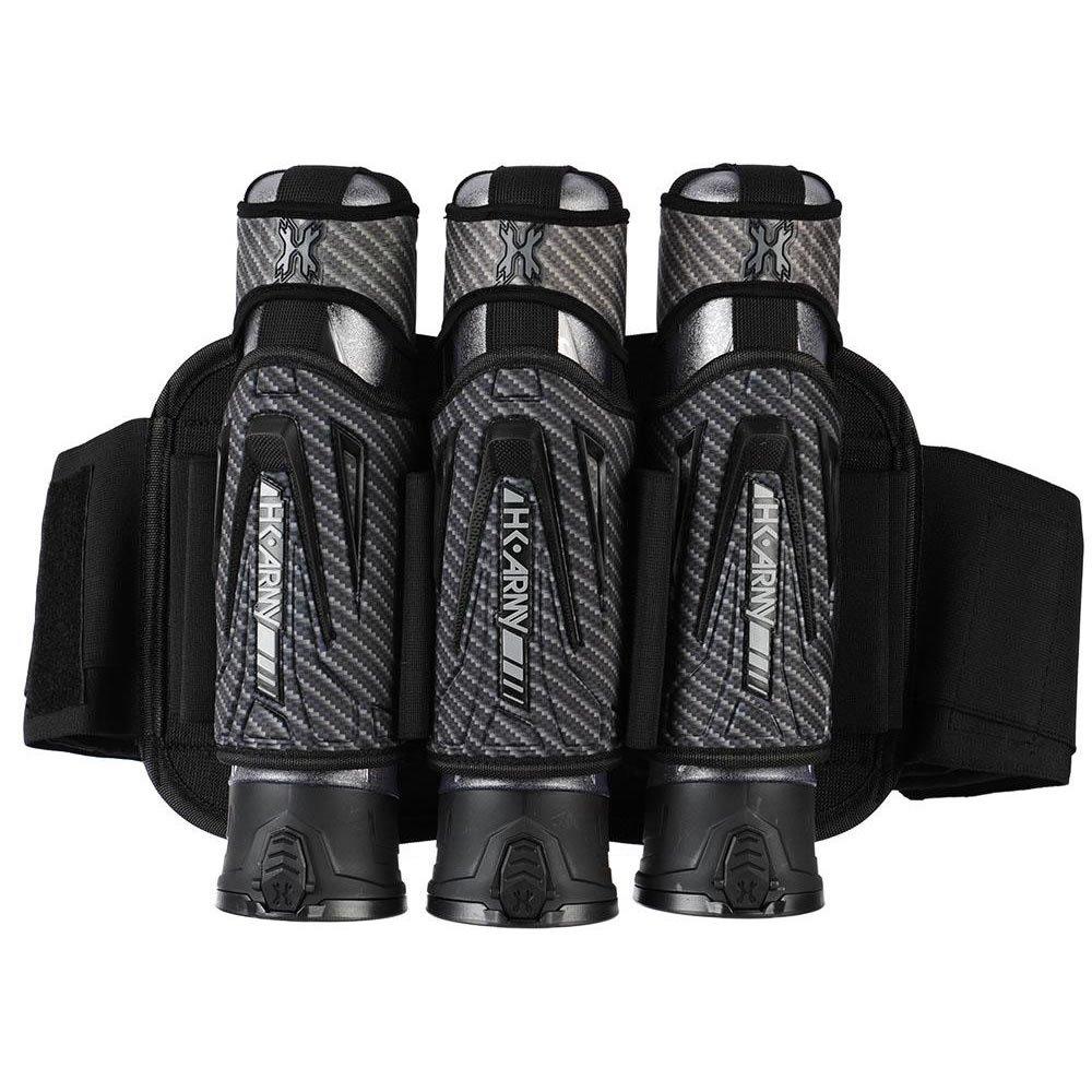 HK Army Zero-G Strapless Harness - Carbon Fiber - 3+2+4