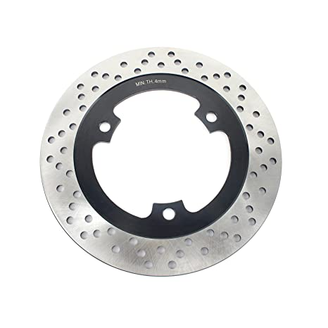 Amazon.com: TARAZON Rear Brake Disc Rotor for Kawaski EX500 ...