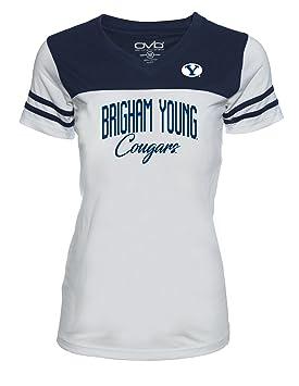 Old Varsity Brand BYU Jrs. - Bañador para Mujer Camiseta de fútbol, Mujer,