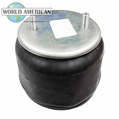 World American WA01-9105C Air Spring (REVERSIBLE SLEEVE): Automotive