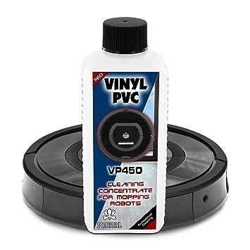 VP450 – Vinilo, PVC y linóleo suelo – GREEN24 brillante Shine de limpieza concentrado para