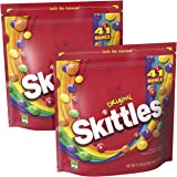 Skittles Original Candy Bag, 41 ounce, (2 Bags)