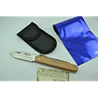 Coltello Celaya Classic Machete di Legno di quercia 7,5 cm