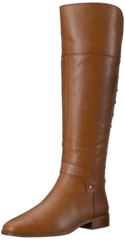 Franco Sarto Women's Roxanna Knee High Boot B071YT1RH8 7.5 B(M) US|Whiskey