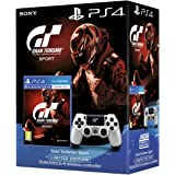 PS4 Gran Turismo Sport + Sony Dualshock 4 Wireless Controller - Gran Turismo Sport - Limited Edition (EU)