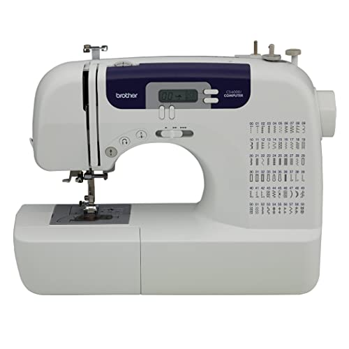 Brother CS6000i - Best inexpensive sewing machine for beginners