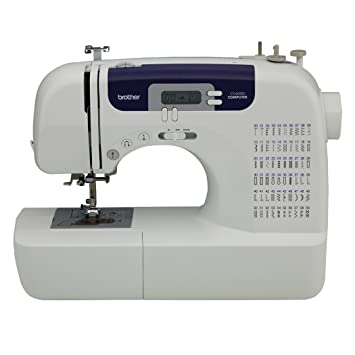 Amazon.com: Brother CS6000i Feature-Rich Sewing Machine With 60 ... : sewing machine for quilting - Adamdwight.com